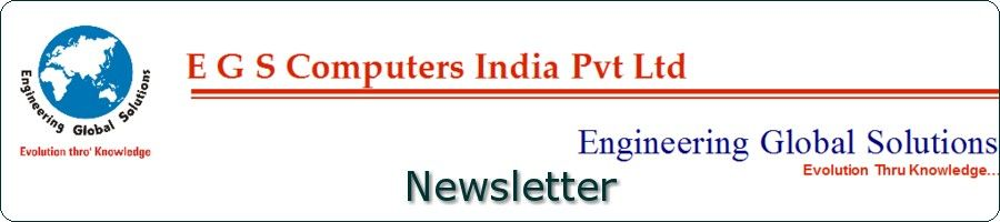 EGS India:  Newsletter - Keep Up to date on latest and emerging technologies