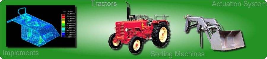 Farming and Agricultural Equipment FEA by EGS India