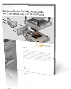 Designing Moulds, Quickly, Accurately and Cost-effectively using SolidWorks - A White Paper