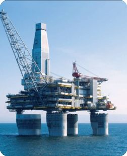 Off Shore Platform - Design Engineering Benefits using SolidWorks