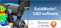 Request a quote for SolidWorks