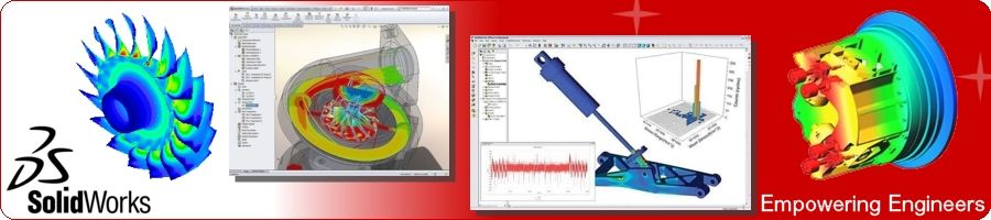 SolidWorks Simulation - A CAD Integrated Design Solution