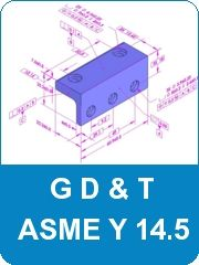 SolidWorks 3D Annotations Per ANSI Y 14.5 G D and T Standard