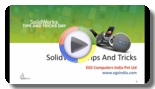 SolidWorks Tips - Sheet Metal Scrap