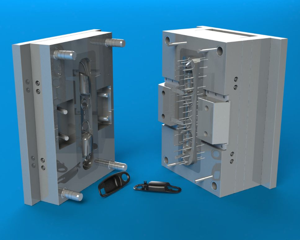 Solidworks In Machine Tool Mould Making And Die Design